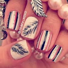 best 25 feather nail art ideas only on pinterest designs nail