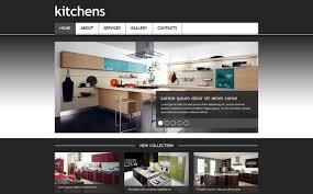 Websites For Interior Designers Interior Design Responsive Website Template 45404