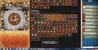 cookie clicker christmas christmas lights decoration