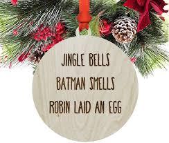 koyal wholesale wood jingle bells batman smells robin laid an egg