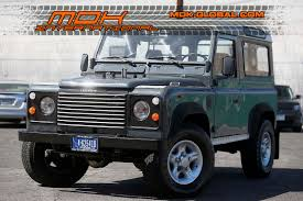 used lexus for sale in los angeles 1988 land rover defender 90 25l turbo diesel lhd city