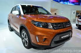 suzuki jeep 2014 suzuki vitara to launch in argentina in september
