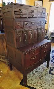 Antique Wood File Cabinet Best 25 Vintage File Cabinet Ideas On Pinterest Industry