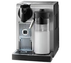 nespresso coffee buy nespresso by de u0027longhi lattissima pro en750mb coffee machine
