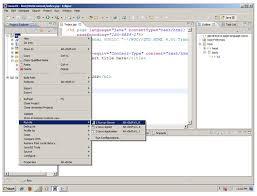 design html page in eclipse jsp exle in eclipse javatpoint