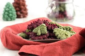 spritz cookies with homemade food coloring paleo u0026 vegan dr axe
