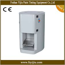 automatic paint color tinting machine automatic paint color