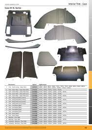 cab glass interior trim page 167 sparex parts lists u0026 diagrams