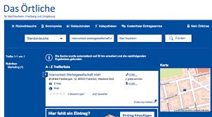 Plz Bad Nauheim Easypresence Testen Sie Ihre Präsenz Im Netz