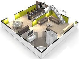 faire une cuisine en 3d faire une chambre en 3d creer sa cuisine gratuitement awesome