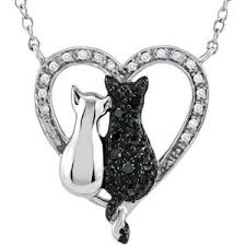 cat necklace images Cat necklaces shop for cat necklaces on polyvore out=j