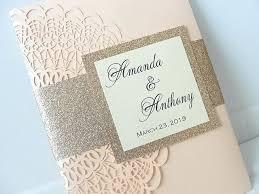 pocket folds pocketfolds wedding invitations wedding invitation laser cut
