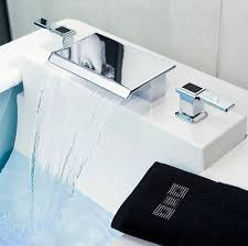 luxurious modern sink faucets designer bathroom fixtures of goodly