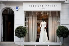 wedding dress shops london about stewart parvin london bridal designer stewart parvin