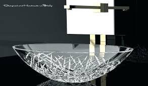 contemporary vessel sink vanity awesome bathroom vessel sink faucet churichard me