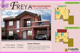 freya model house easy home series bacolod city real estate com