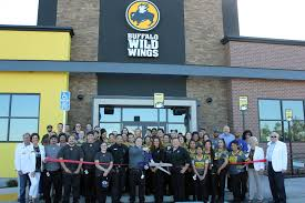 gallery ribbon cutting at buffalo wild wings u2013 santa maria