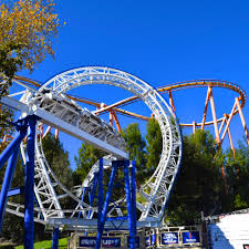 Biggest Six Flags Cck U0027s Magic Mountain 365 Gameplan California Coaster Kings
