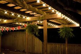Patio String Lights by Outdoor Patio String Lights Costco Home Design Ideas