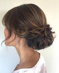 hairdos for thin hair pinterest curly low updo with bangs updos for thin hair sophisticated braids