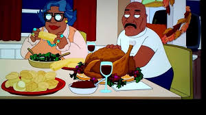 a brown thanksgiving cleveland show