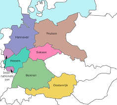 World War 2 Europe Map by The Roosevelt Plan For The Reorganization Of Germany After World