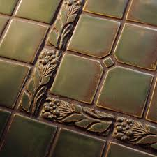 classic arts u0026 crafts floor motawi tileworks