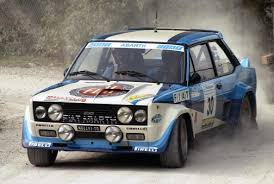 Fiat Abarth 131 Rally 1976 78 by Fiat 131 Abarth Rally Pinterest Fiat Rally And Rally Car
