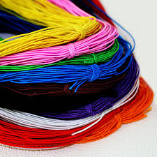 thread cord bracelet images 25meters 1mm beading elastic stretch cord beads string strap rope jpg