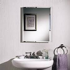 Ideas Medicine Cabinets Recessed With Flexible Features That Amazon Com Jensen B773385 Frameless Horizon Single Door Recessed