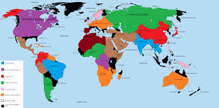 Blank World Map by Blank World Map 2013