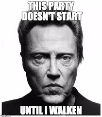 Christopher Walken Memes - christopher walken meme generator imgflip
