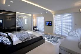 Lighting In Bedrooms Indirect Led Lighting Modern Bedroom With Discreet Led Indirect