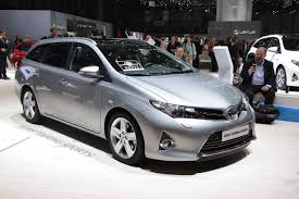 toyota auris news and information autoblog