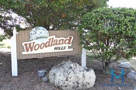 Gurnee Mills Map Woodland Hills Subdivision In Gurnee Illinois Homes For Sale