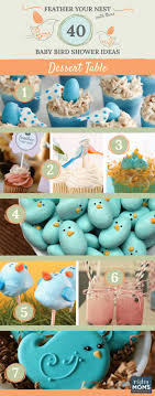bird baby shower feather your nest with these 40 baby bird shower ideas
