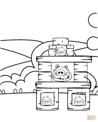 pig u0027s easter picnic coloring page free printable coloring pages