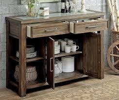 dorham rustic dining room furniture