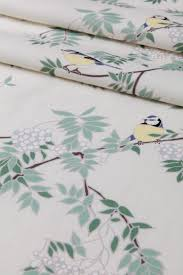shanghai trellis grey green linen emily burningham