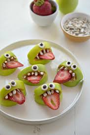 Decorations For Halloween 15 Best Prepare Decorations For Halloween In The Form Of Fruits