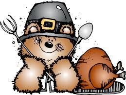 when does thanksgiving fall on thanksgiving bear cliparts clip art library