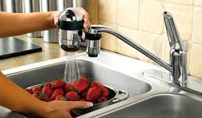 Kitchen Filter Faucet Kitchen Faucet With Filter Faucet Mounted Water Filter Moen