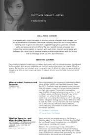 Music Producer Resume Examples by Producer Resume Samples Visualcv Resume Samples Database
