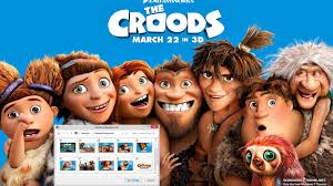 croods windows 7 theme download