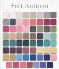 Autumn Color Schemes 272 Best I U0027m A Soft Autumn Images On Pinterest Soft Autumn Deep