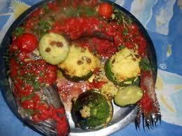 cuisiner le merlu recette de merlu roti au four