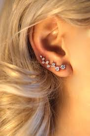 earrings that go up the ear style guide for gold earrings