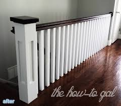 Stair Banister Banister Banishment Better After