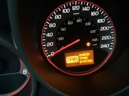 acura mdx tpms light tpms warning light acurazine acura enthusiast community