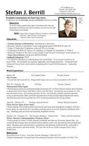 Example Bartender Resume by Newest Bartender Resume Examples Bartender Resume Template